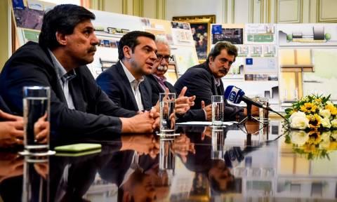 Ξανθός και Πολάκης «ανοίγουν» την κυβερνητική ατζέντα στη Θεσσαλονίκη