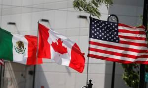 Χωρίς συμφωνία οι διαπραγματεύσεις ΗΠΑ - Καναδά για τη NAFTA