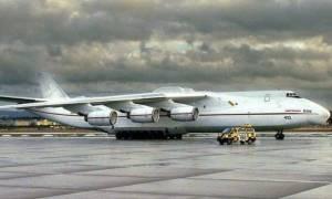 Στο «Ελ.Βενιζέλος» το μεγαλύτερο αεροπλάνο του κόσμου! (photo)