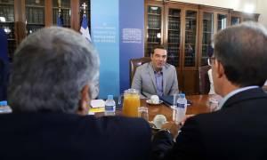 Τσίπρας: Πρώτη φορά πρωθυπουργός παρουσιάζει δικό του πρόγραμμα στη ΔΕΘ
