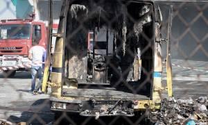 Μυστήριο στο πλοίο «Ελευθέριος Βενιζέλος»: Βρήκαν καραμπίνα σε φορτηγάκι που κάηκε