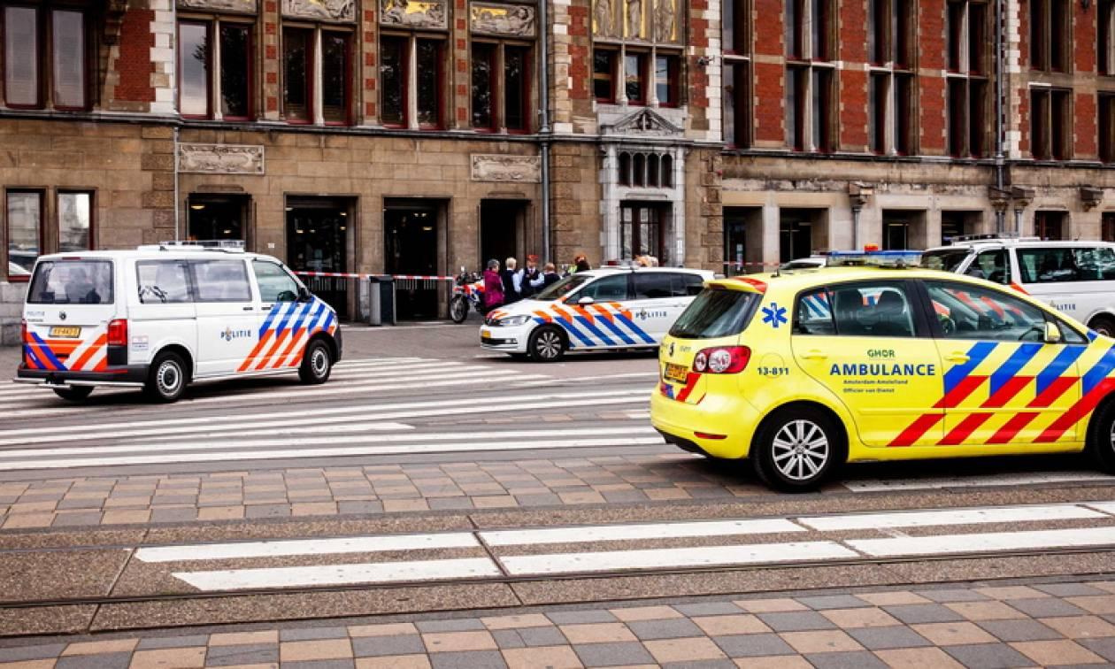 Άμστερνταμ: Αμερικανοί οι δύο τραυματίες της επίθεσης με μαχαίρι - Τι εξετάζουν οι Αρχές (vid)