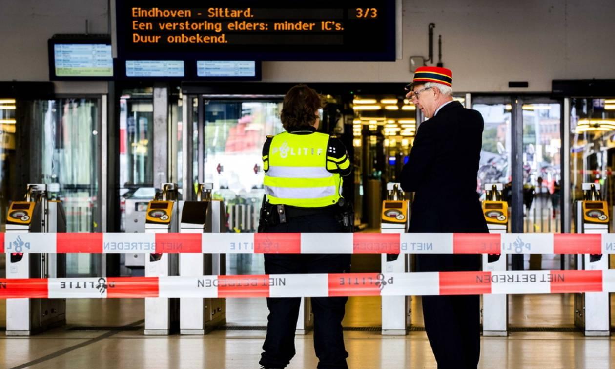 Ολλανδία: Τρομοκρατική η επίθεση στον σιδηροδρομικό σταθμό του Άμστερνταμ