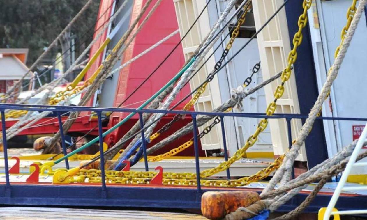 Απεργία ΠΝΟ: «Δεμένα» τη Δευτέρα για 24 ώρες τα πλοία
