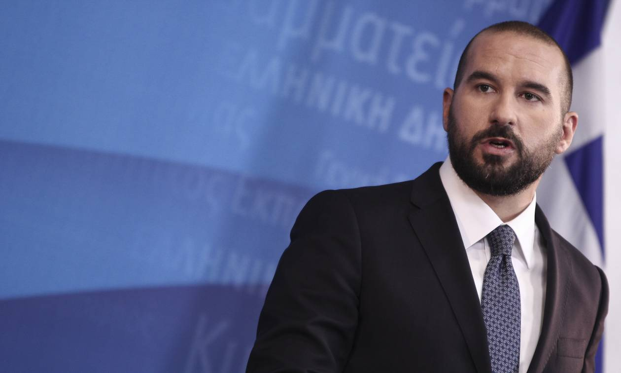 Τζανακόπουλος: Προτεραιότητα για την κυβέρνηση οι αλλαγές σε κοινωνικό κράτος και δημόσια διοίκηση
