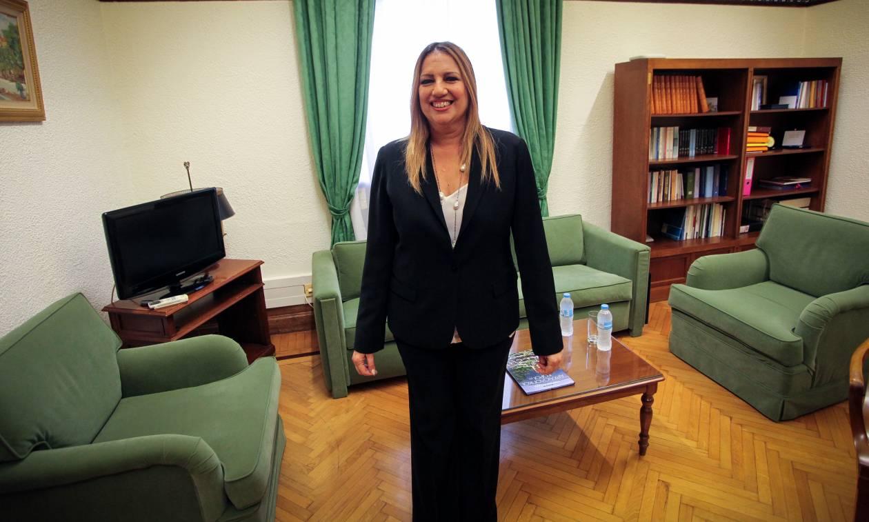 Φώφη Γεννηματά: «Γιατί ο ΣΥΡΙΖΑ πρέπει να ηττηθεί στρατηγικά»