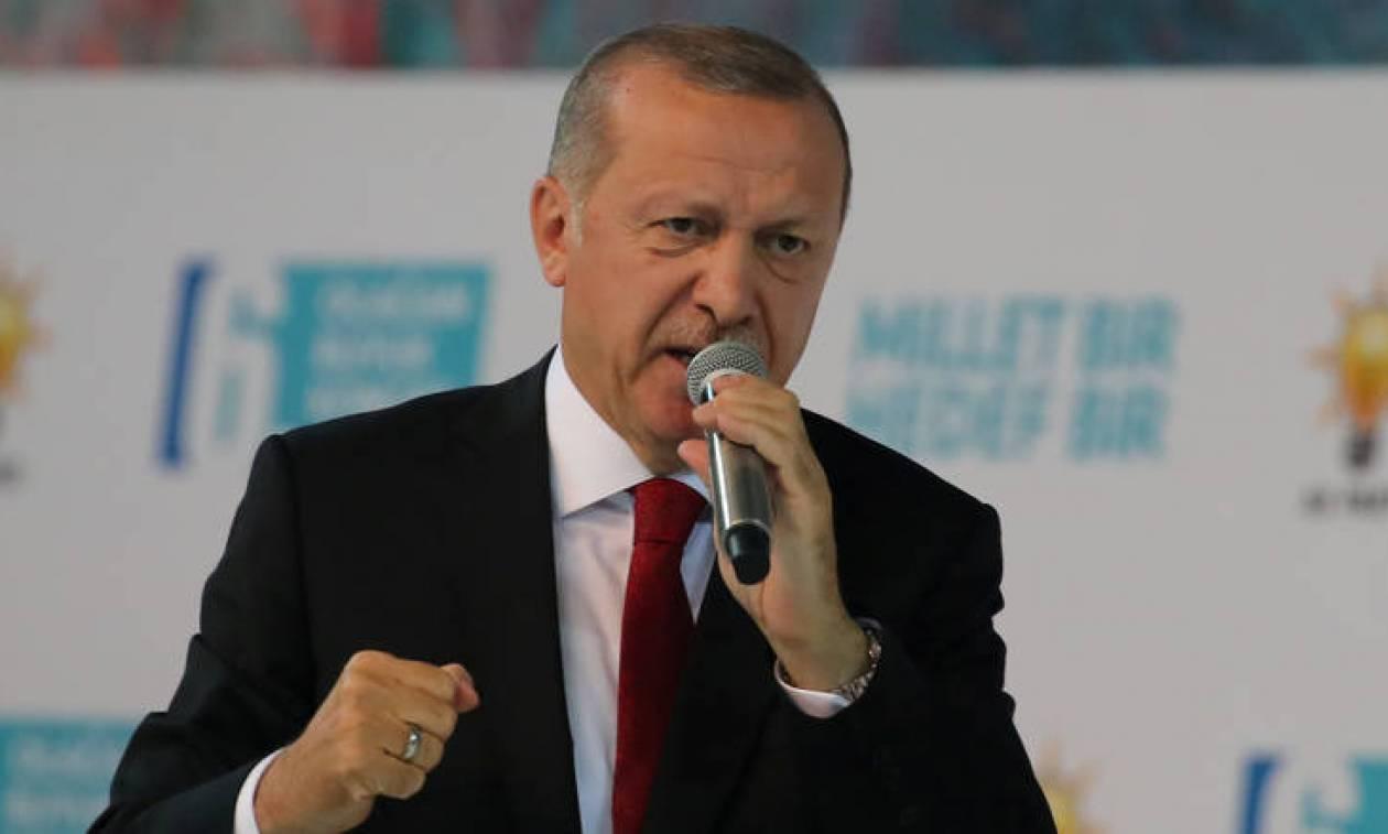 Ερντογάν: Δολάριο τέλος στις εμπορικές συναλλαγές της Τουρκίας με τη Ρωσία