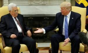 «Βόμβα» από Τραμπ: Προτείνει νέο κράτος Παλαιστίνης – Ιορδανίας!