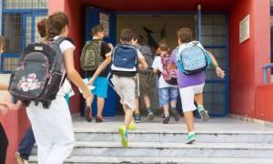 Και φέτος τα Σαββατοκύριακα μένει «η τσάντα στο σχολείο»