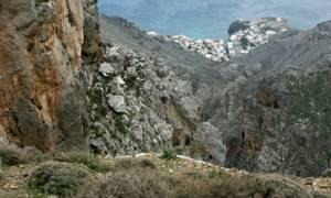 Τραγωδία στην Κρήτη: Σκοτώθηκε 30χρονη πέφτοντας στο φαράγγι του Αμπά