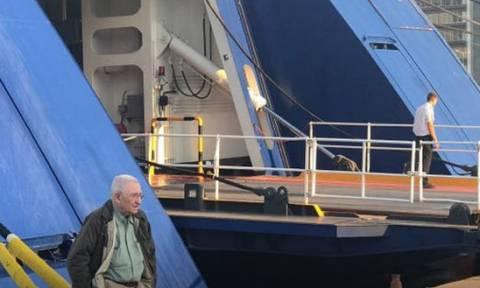 Сегодня в Греции бастуют моряки