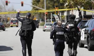 Πυροβολισμοί με τραυματίες στην Καλιφόρνια