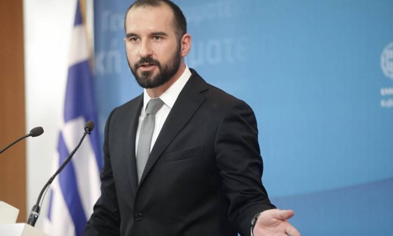 Τζανακόπουλος: Η περικοπή των συντάξεων δεν είναι αναγκαίο μέτρο