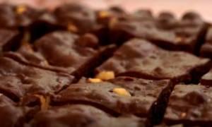Απολαυστικά Brownies με φουντούκι