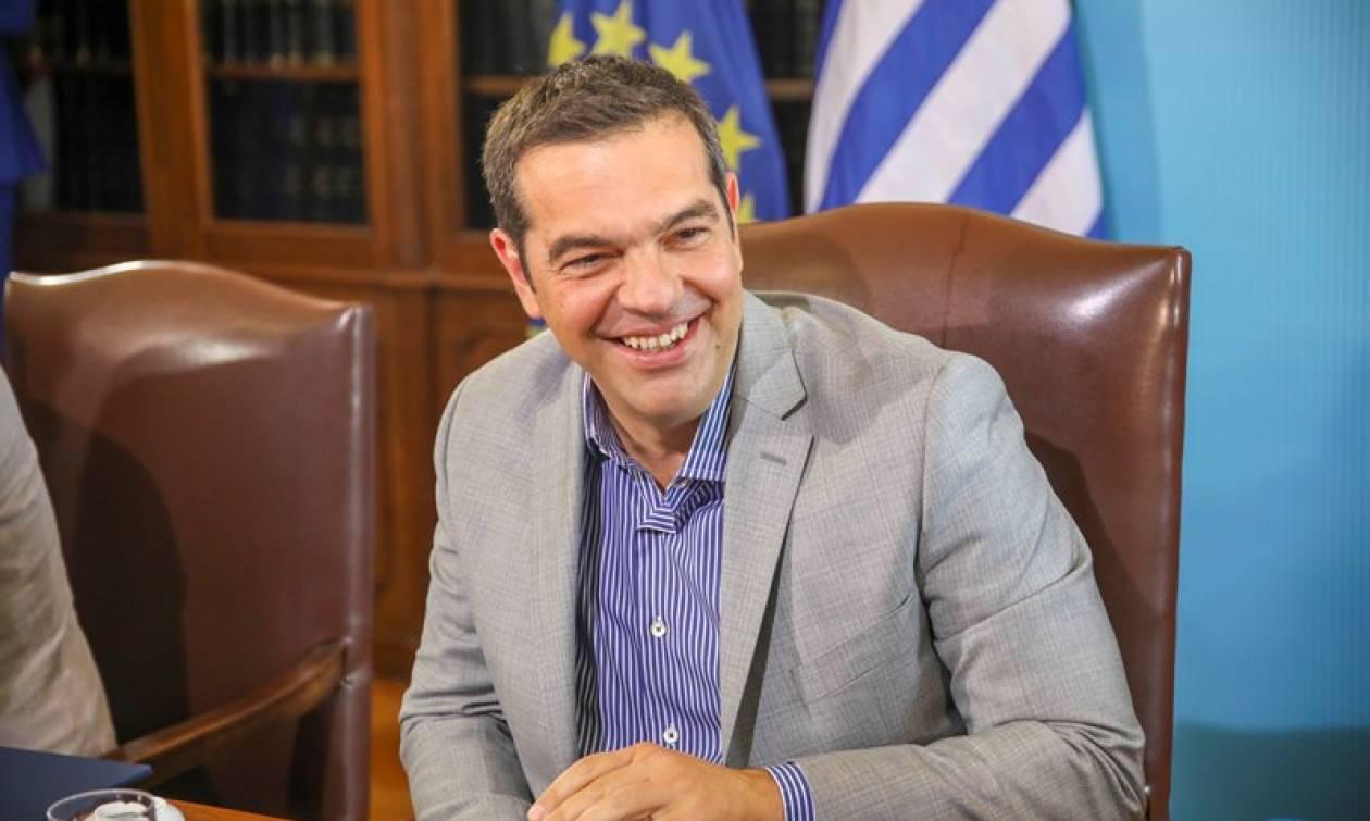 Τσίπρας: Η πρώτη κυβερνητική απόφαση που σηματοδοτεί την έξοδο από τα μνημόνια