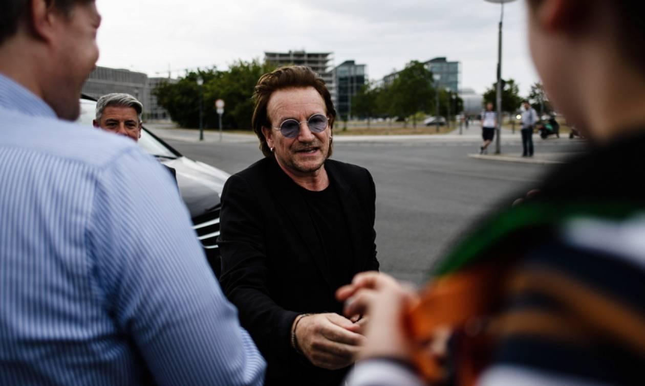 Ο Μπόνο ξαναβρήκε τη φωνή του! Συνεχίζεται η περιοδεία των U2