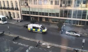 Λονδίνο: Εκκενώθηκαν τα γραφεία του BBC - Ελεγχόμενες εκρήξεις σε δύο πακέτα (pics+vid)