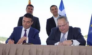 «Πόλεμος» κυβέρνησης - ΝΔ μετά τις αποκαλύψεις των Wikileaks για το Σκοπιανό