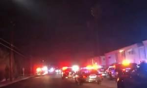 Καλιφόρνια: Οκτώ τραυματίες από τους πυροβολισμούς σε συγκρότημα διαμερισμάτων (vids)