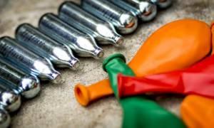 Ηράκλειο: Στα χέρια των αρχών δύο νεαροί που κυκλοφορούσαν με αέριο γέλιου στις τσέπες