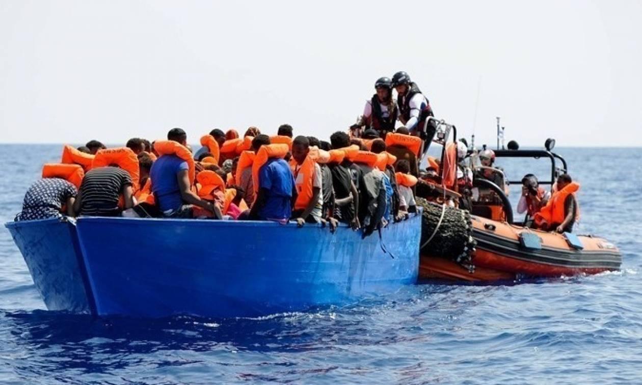 Πάνω από 600 μετανάστες διασώθηκαν στη δυτική Μεσόγειο