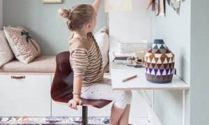 Back to school: 25 ιδέες για να επιλέξετε το κατάλληλο γραφείο για το παιδικό δωμάτιο (pics)