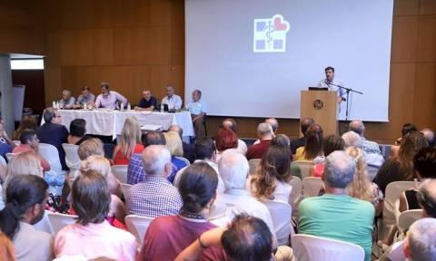 Γιαννόπουλος: Βελτίωση παροχών, μείωση επιβαρύνσεων και ενίσχυση προσωπικού στην Υγεία