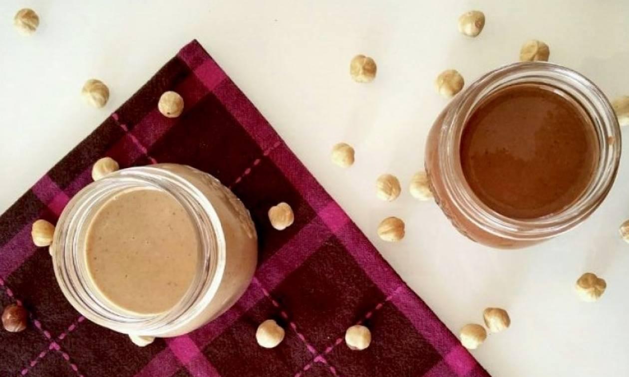 Λαχταριστή συνταγή για άλειμμα φουντουκιού! (bueno)