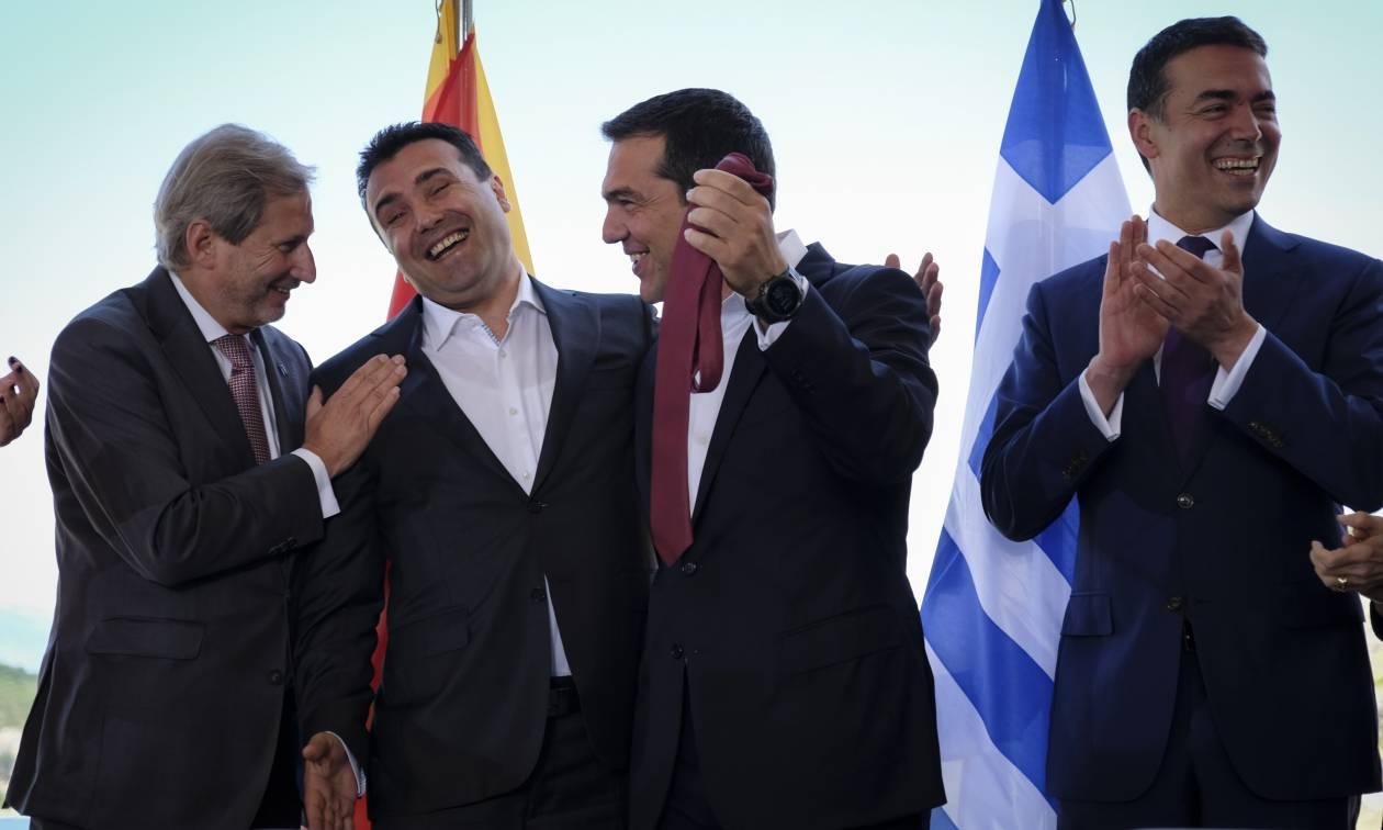Ζάεφ για WikiLeaks: Ψηφίστε «ναι» στο δημοψήφισμα, πήραμε μακεδονική ταυτότητα και γλώσσα!