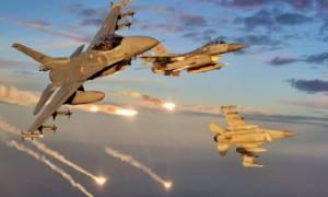 Συναγερμός στο Αιγαίο: Εικονική αερομαχία ελληνικών και οπλισμένων τουρκικών αεροσκαφών