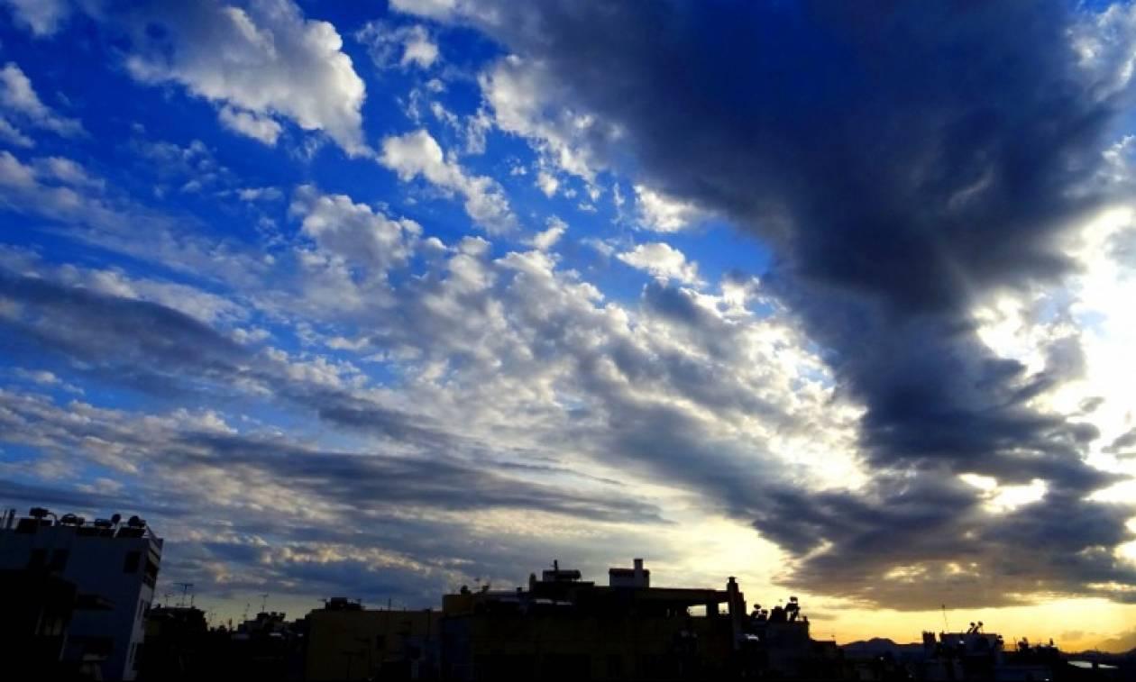 Καιρός: «Ανάσα» δροσιάς την Τετάρτη (5/9) - Σε ποιες περιοχές θα βρέξει