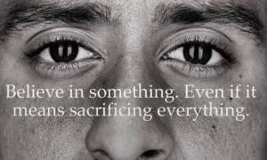 Ο Κόλιν Κάπερνικ δικαιώνεται και γίνεται το σύμβολο του «Just Do It»