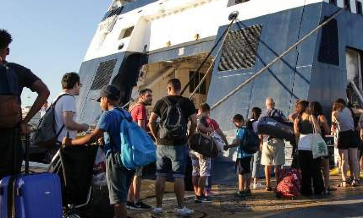 Απεργία ΠΝΟ: Αυξημένη κίνηση στα λιμάνια μετά τη λήξη της απεργίας