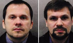 Υπόθεση Σκριπάλ: «Αυτοί είναι οι δύο Ρώσοι που τους δηλητηρίασαν»