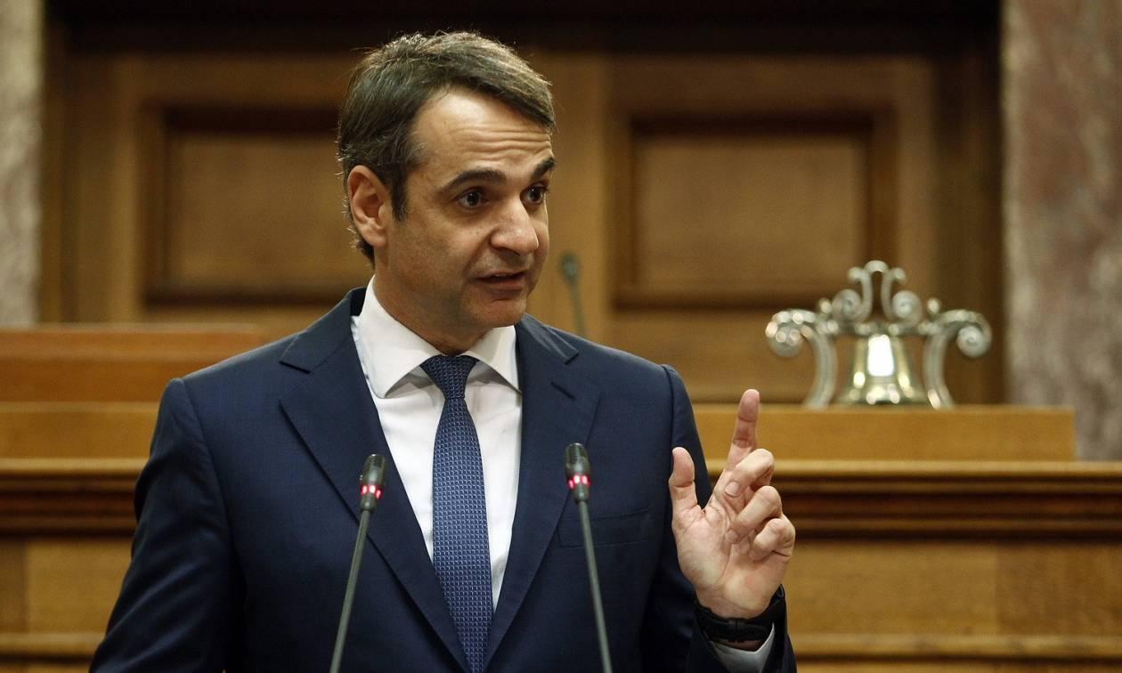 Κυριάκος Μητσοτάκης: Δεν έχω κομματικά γραμμάτια - Θα κυβερνήσω και με νεότερους