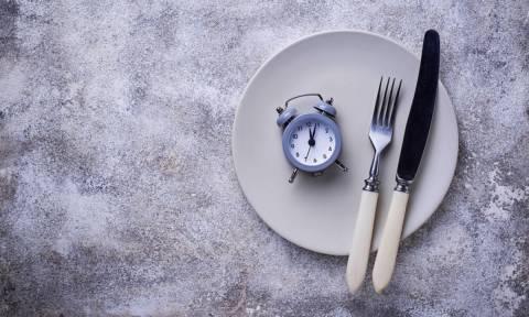 Δίαιτα 16/8: Τα υπέρ και τα κατά