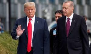 Μήνυμα Ερντογάν σε ΗΠΑ: Δεν ικανοποιούμε «παράνομες» αξιώσεις για τον πάστορα Μπράνσον