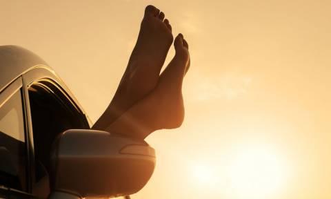 Πέντε σοβαρά προβλήματα υγείας αποκαλύπτουν τα πόδια (pics)