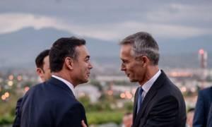 Σκοπιανό - Προκαλεί ο Ντιμιτρόφ: «Εφικτή η ένταξη της Μακεδονίας στο ΝΑΤΟ»