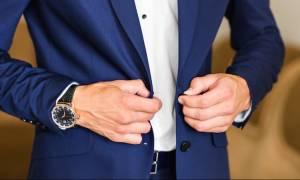 Δε φαντάζεστε γιατί οι τσέπες των κοστουμιών είναι πάντα ραμμένες!