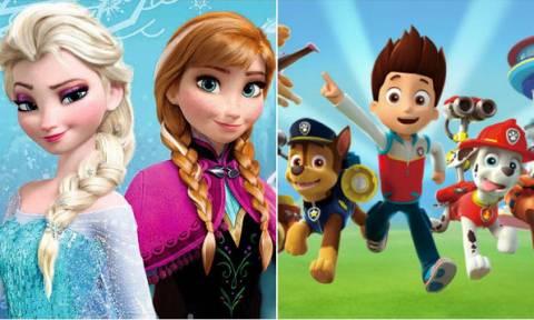Ποιοι είναι οι αγαπημένοι ήρωες των παιδιών; Βρείτε τους & αφήστε τους να τα συνοδεύσουν στο σχολείο