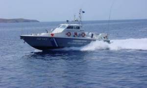 Βυθίστηκε αλιευτικό νότια του Σουνίου