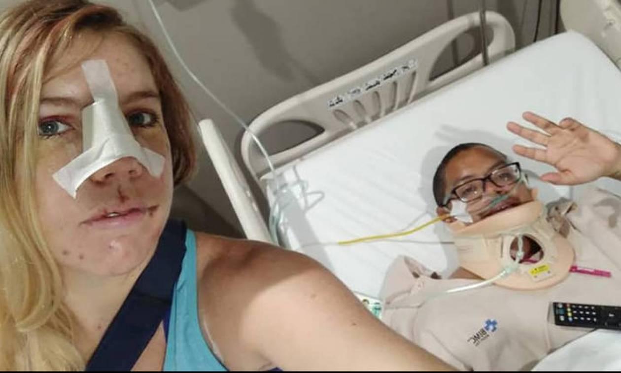 Πώς μία ανάρτηση στο Facebook τούς έσωσε τη ζωή