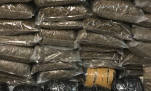 Θεσσαλονίκη: Τρεις συλλήψεις για διακίνηση ναρκωτικών - Κατασχέθηκαν 50 κιλά κάνναβης