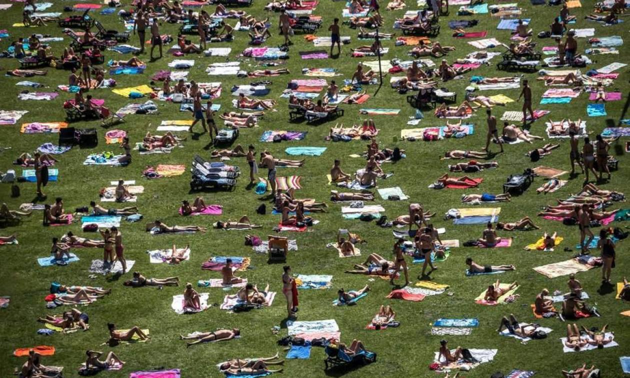 Τσεχία: Το καλοκαίρι του 2018 ήταν το πιο ζεστό στην Πράγα από το 1775