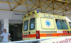 Λαμία: Αγωνία για 4χρονη που έπεσε από το μπαλκόνι