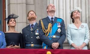 Kate Middleton και Meghan Markle στα μαχαίρια; Harry και William αναλαμβάνουν δράση