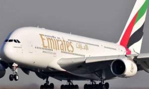 Η ανακοίνωση της Emirates για την ξαφνική ασθένεια επιβατών της