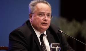 Κοτζιάς: Αν ήμασταν κακοπροαίρετοι, θα έλεγε κανείς ότι οι Σκοπιανοί αγοράζουν γουρούνι στο σακί
