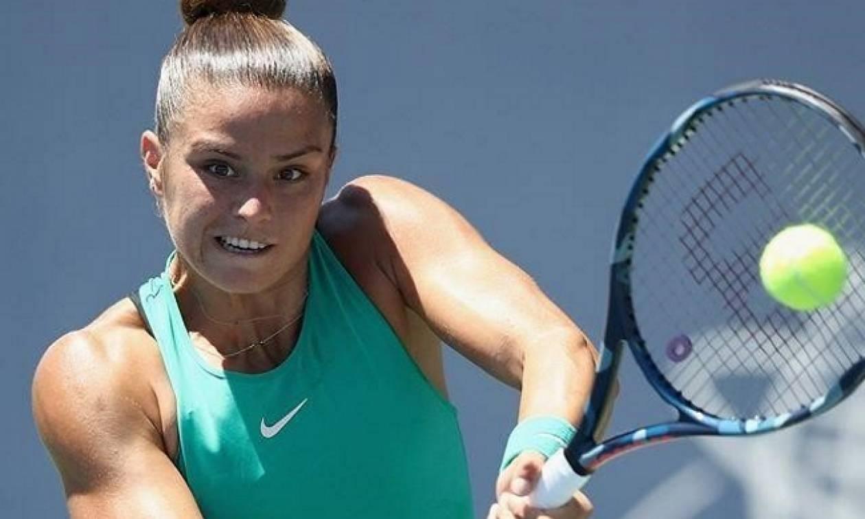 Τσιτσιπάς και Σάκκαρη στην προσπάθεια να γίνει το τένις πιο δημοφιλές στην Ελλάδα